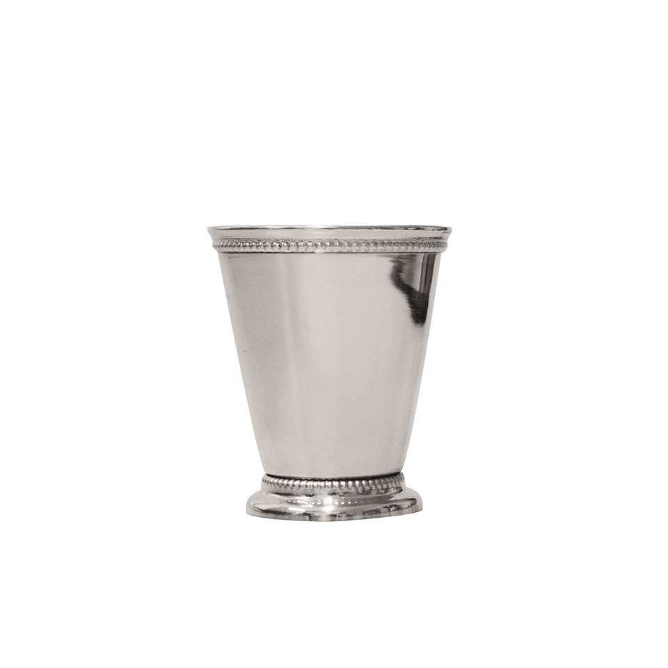 Bicchiere Mint Julep Ronin in acciaio inox cl 18,5