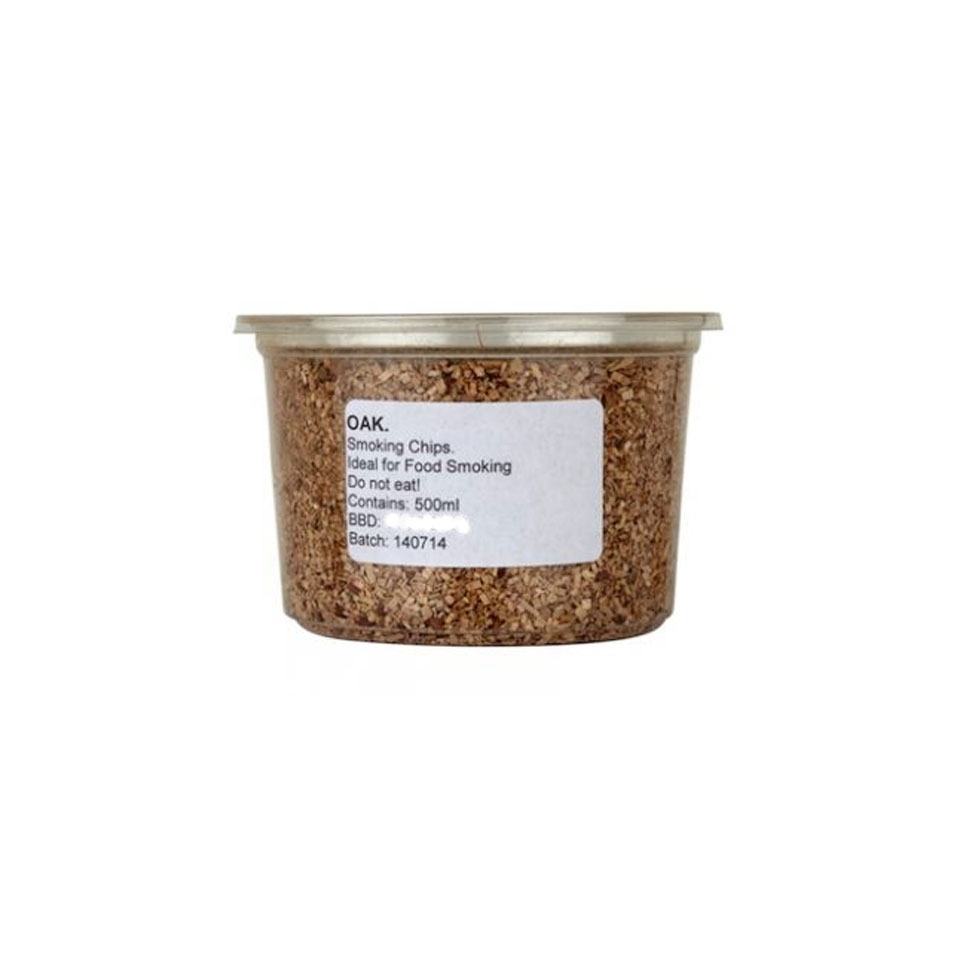 Segatura di quercia per affumicatore ml 500