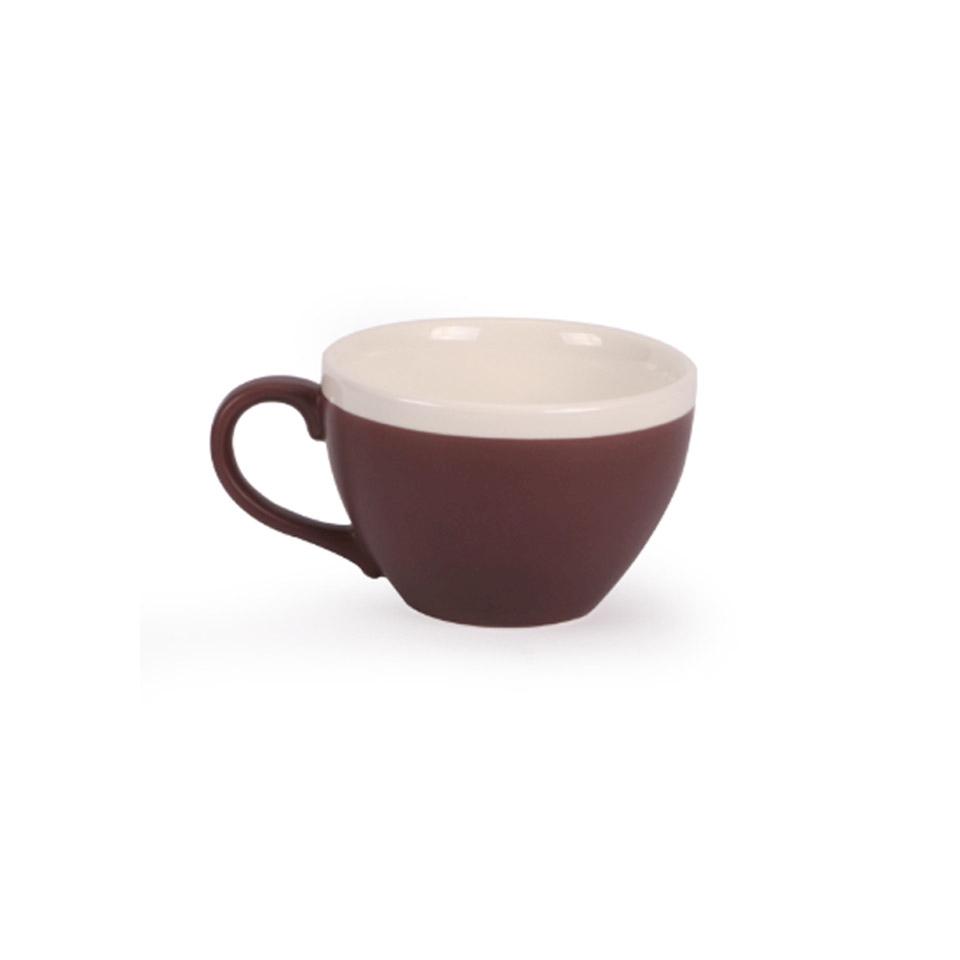 Tazza colazione CoffeeCo senza piatto in porcellana