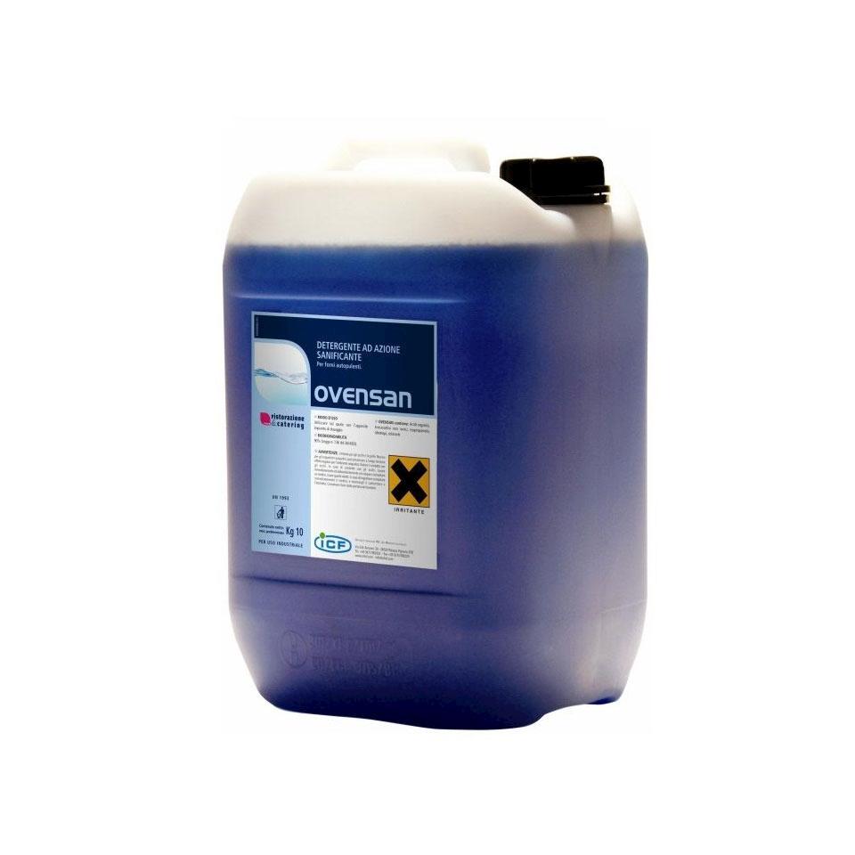 Detergente brillantante Ovensan kg 10