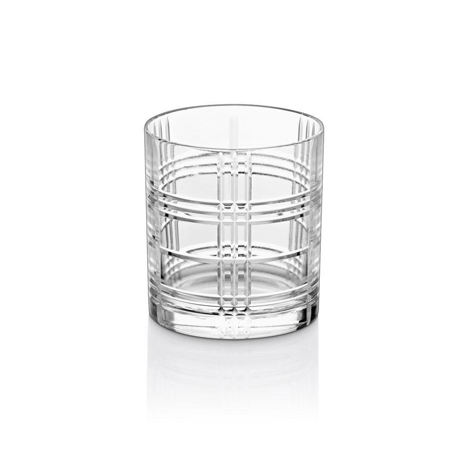 Bicchiere Verona cocktail dof Vidivi in vetro lavorato cl 33