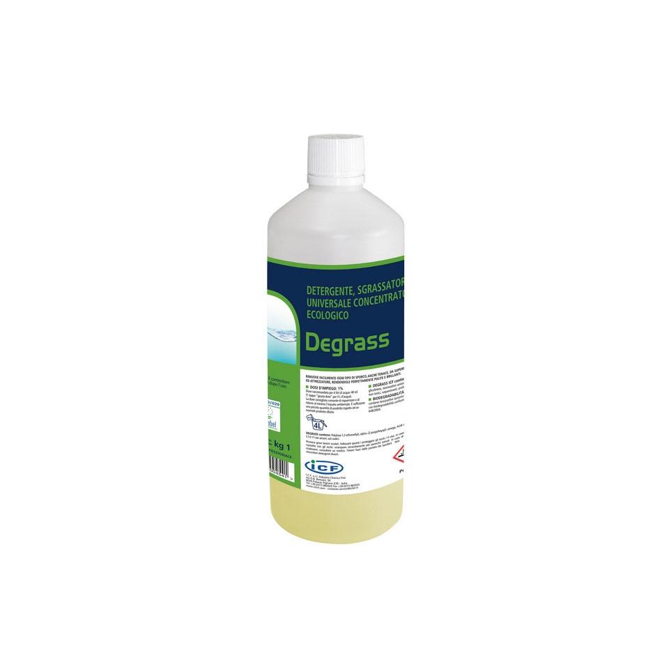 Degrass detergente sgrassatore universale kg 1