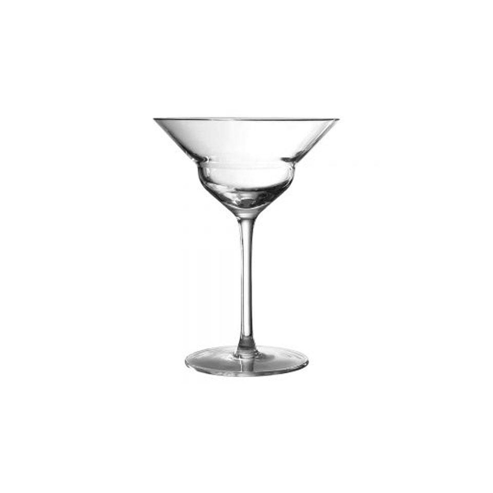 Coppa Martini Calabrese Urban Bar in vetro trasparente