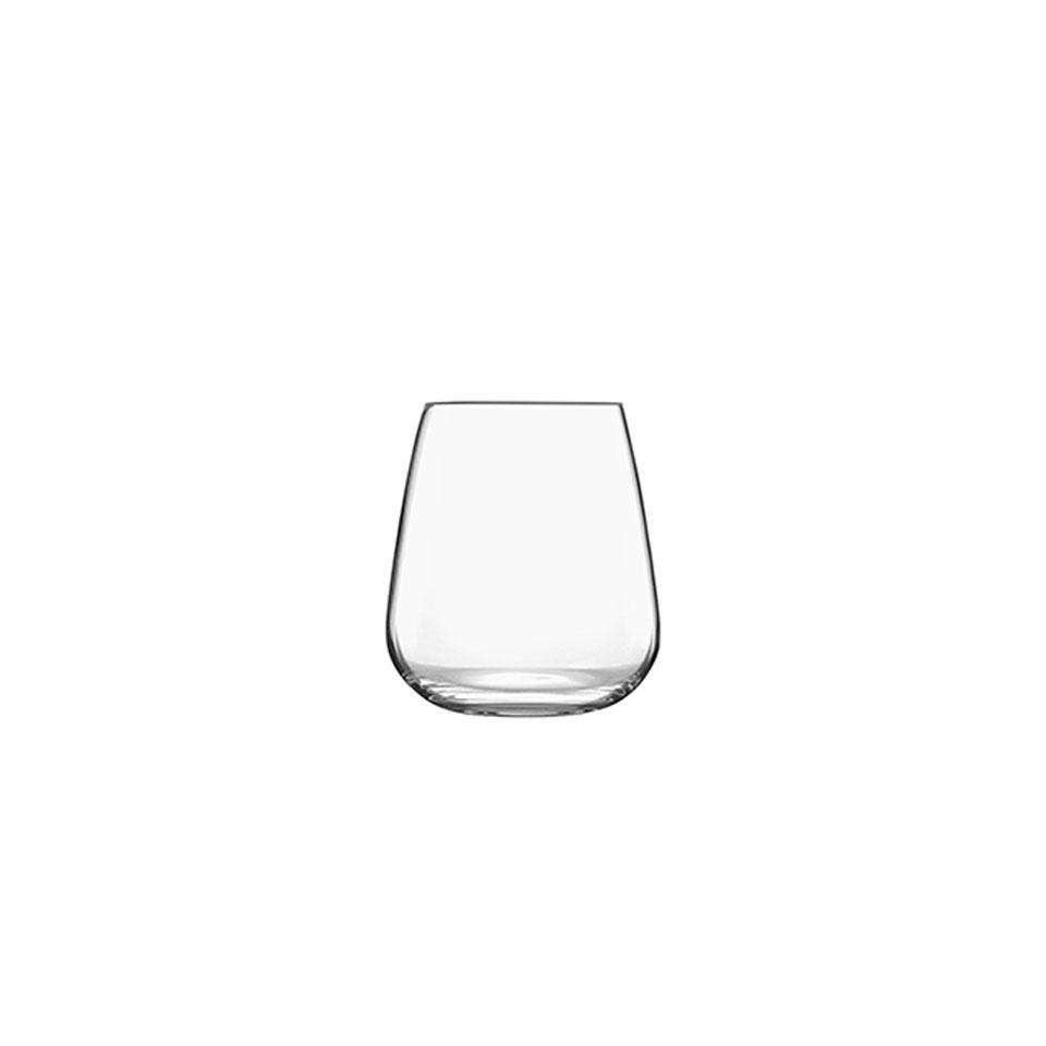 Bicchiere acqua I Meravigliosi Bormioli Luigi in vetro trasparente cl 45