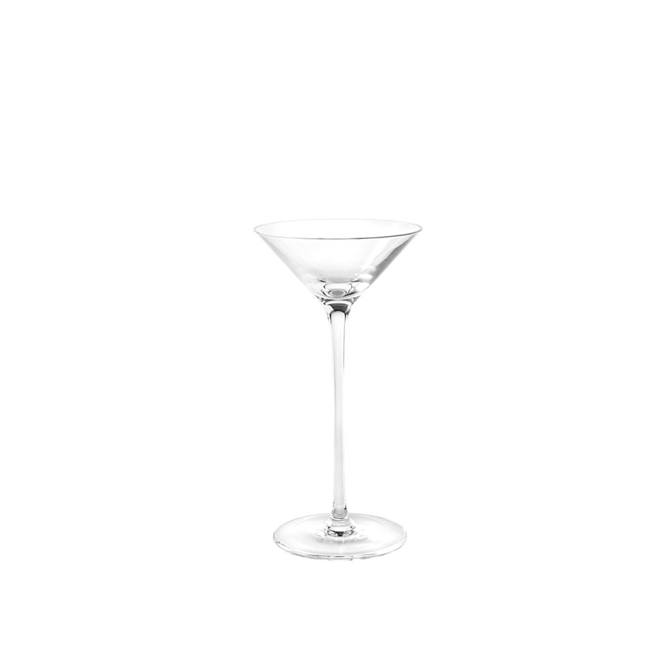 Mini coppa martini Nerea in vetro cl 6,5