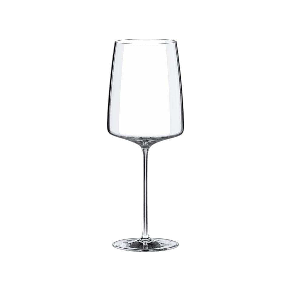 Calice vino Leandros in vetro