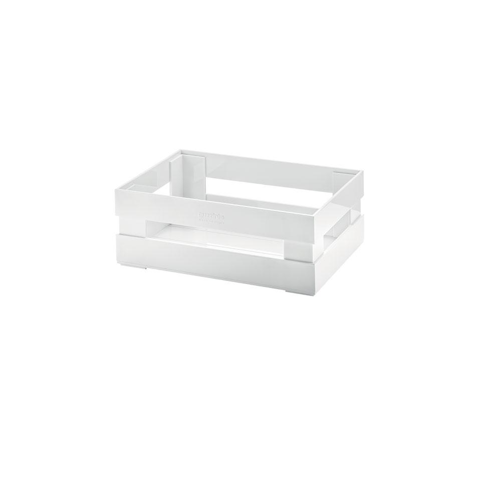 Cassetta in san bianco cm 22,5x15,5x8