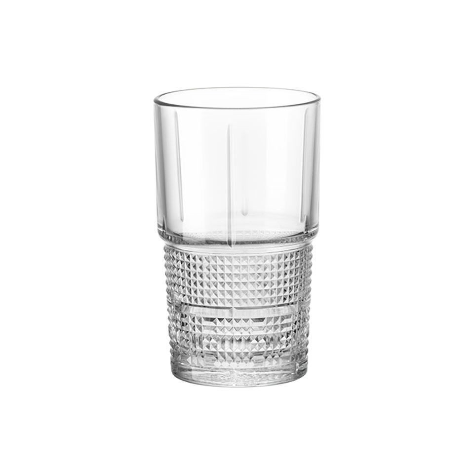 Bicchiere Novecento Bormioli Rocco in vetro