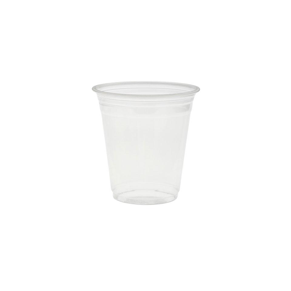 Bicchiere Crystal Duni in rPET trasparente