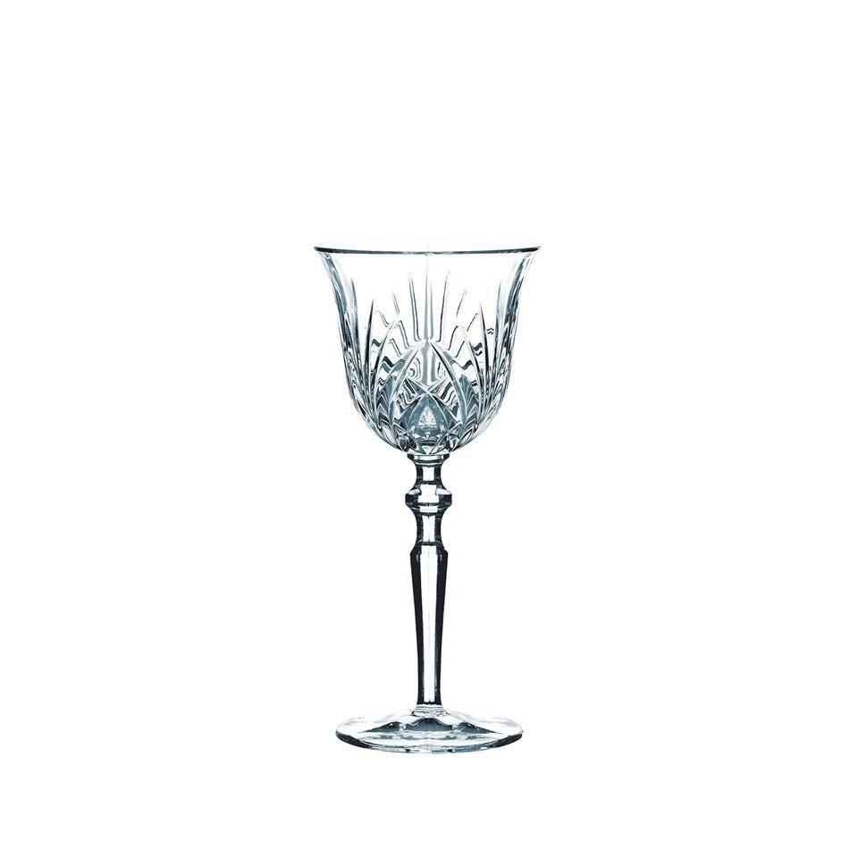 Calice liquore Palais in vetro trasparente cl 5,4