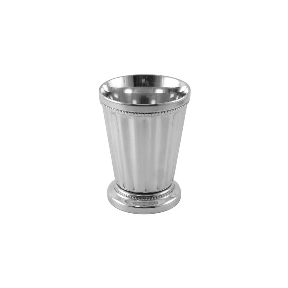 Bicchiere Mint Julep Deco' in acciaio inox cl 45