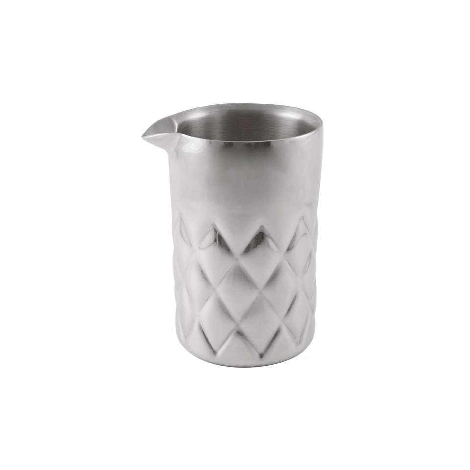 Mixing tin Iron in acciaio inox cl 60