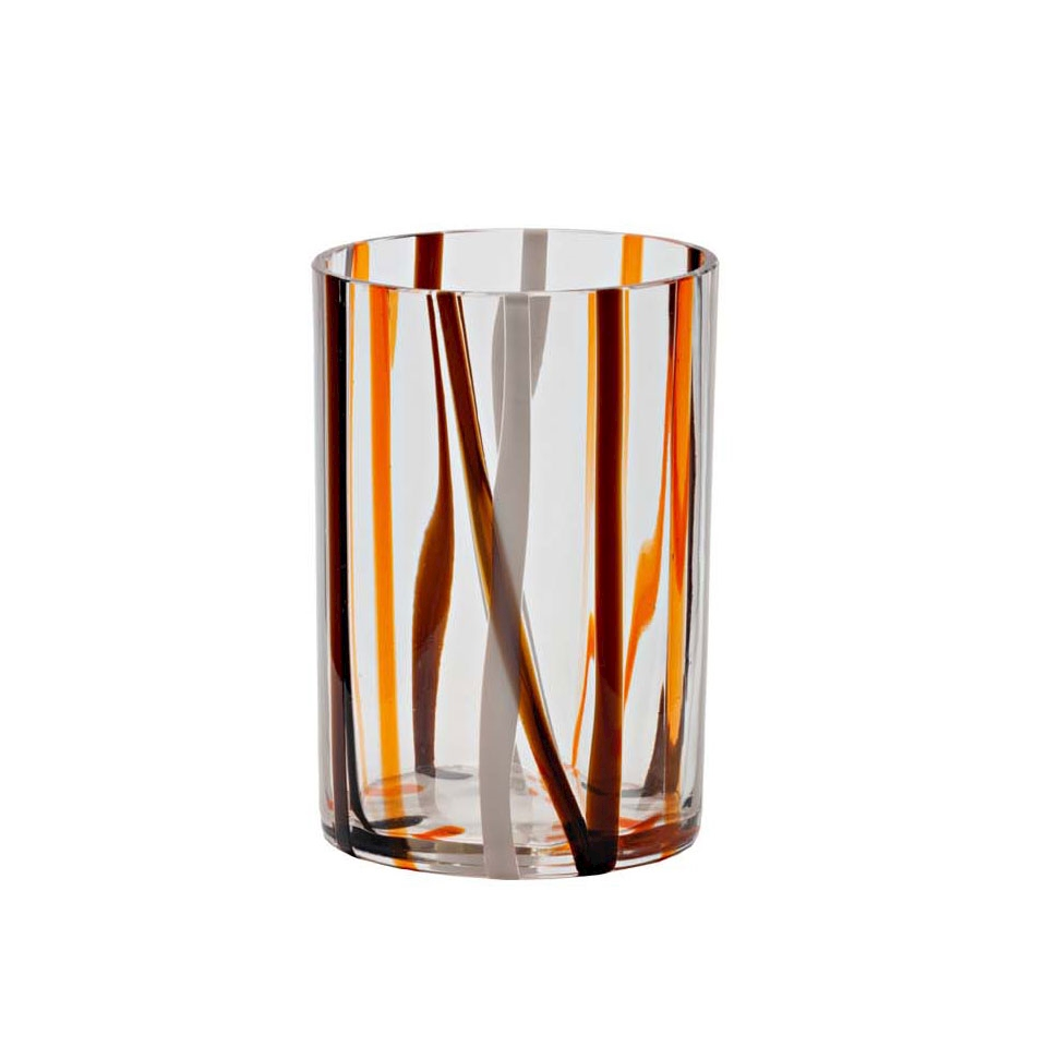 Bicchiere Chio in vetro soffiato cl 39