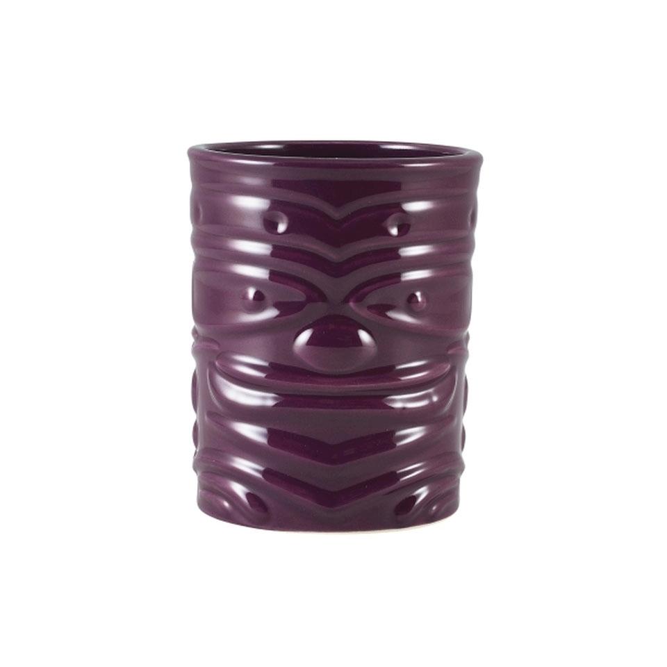 Tiki mug Smile in porcellana cl 36