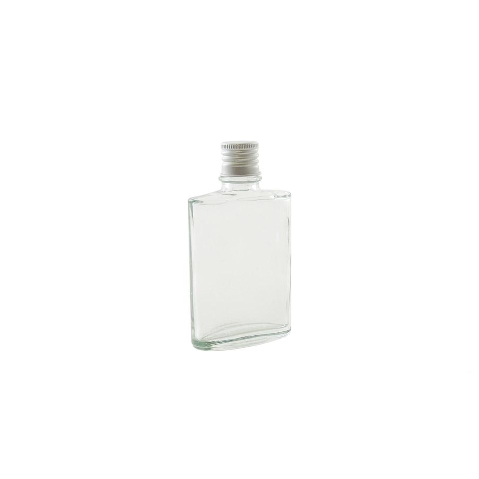 Bottiglia in vetro con tappo