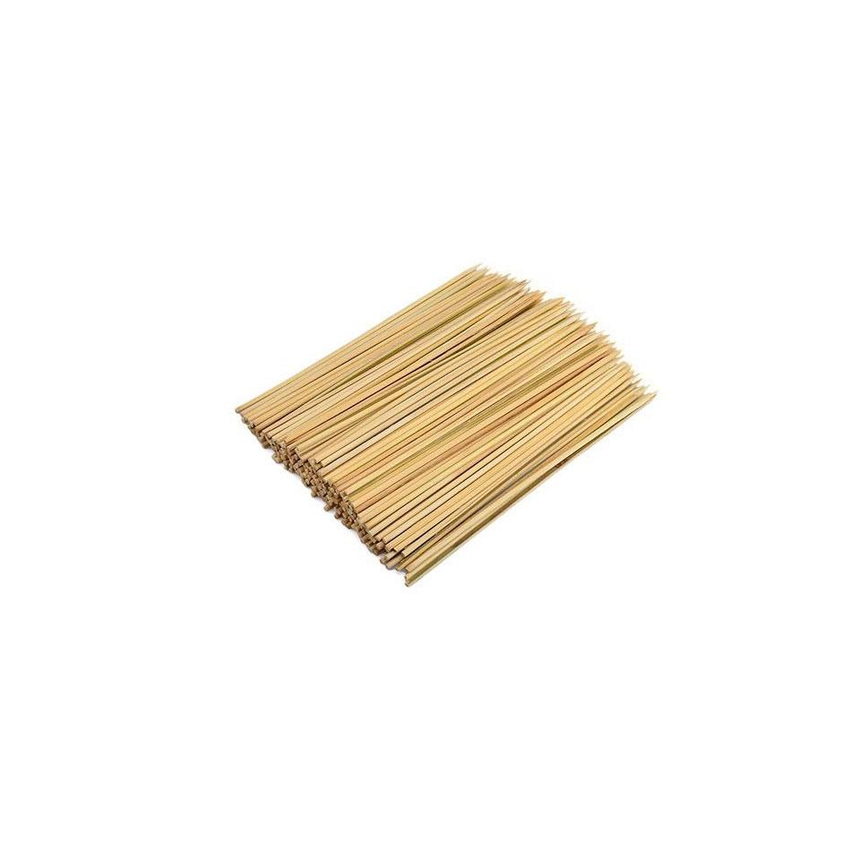 Stecconi monouso in bamboo biodegradabile