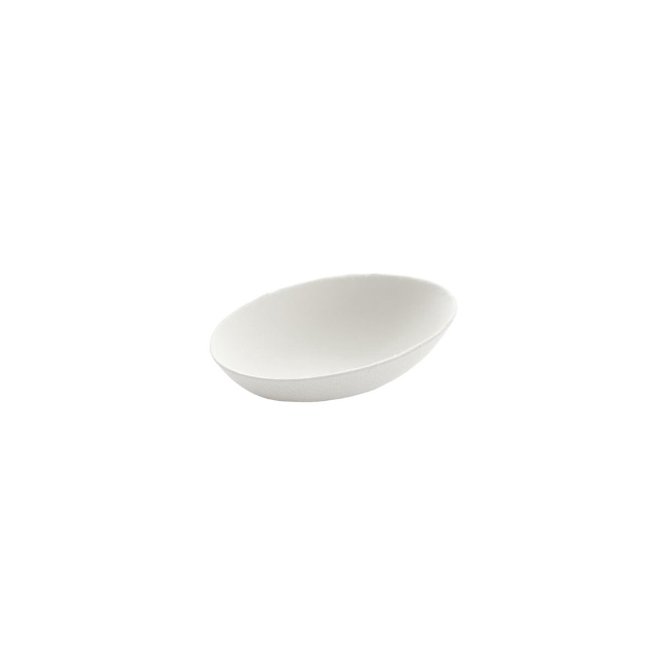 Coppetta uovo biodegradabile in polpa di cellulosa cm 8x5,4