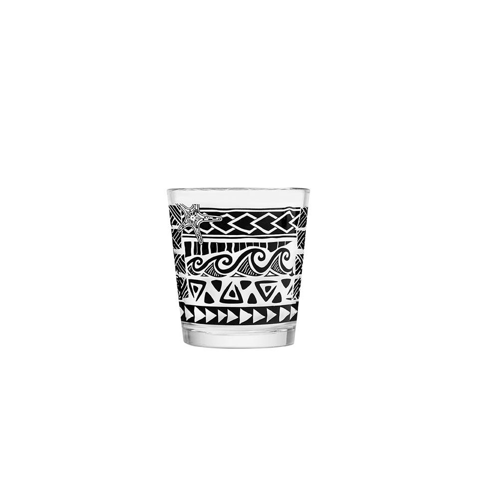 Bicchiere Kahiko Mai Tai in vetro cl 35,5