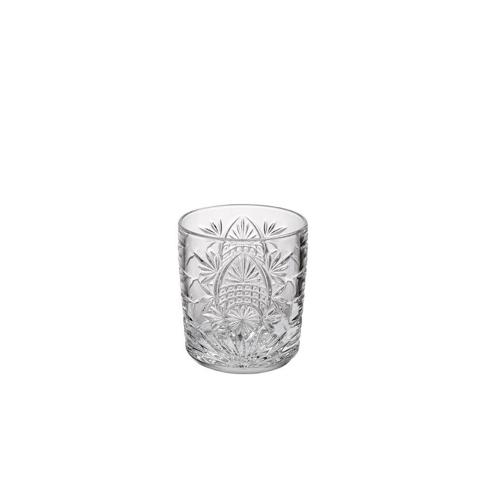 Bicchiere rocks Starla Libbey in vetro cl 23
