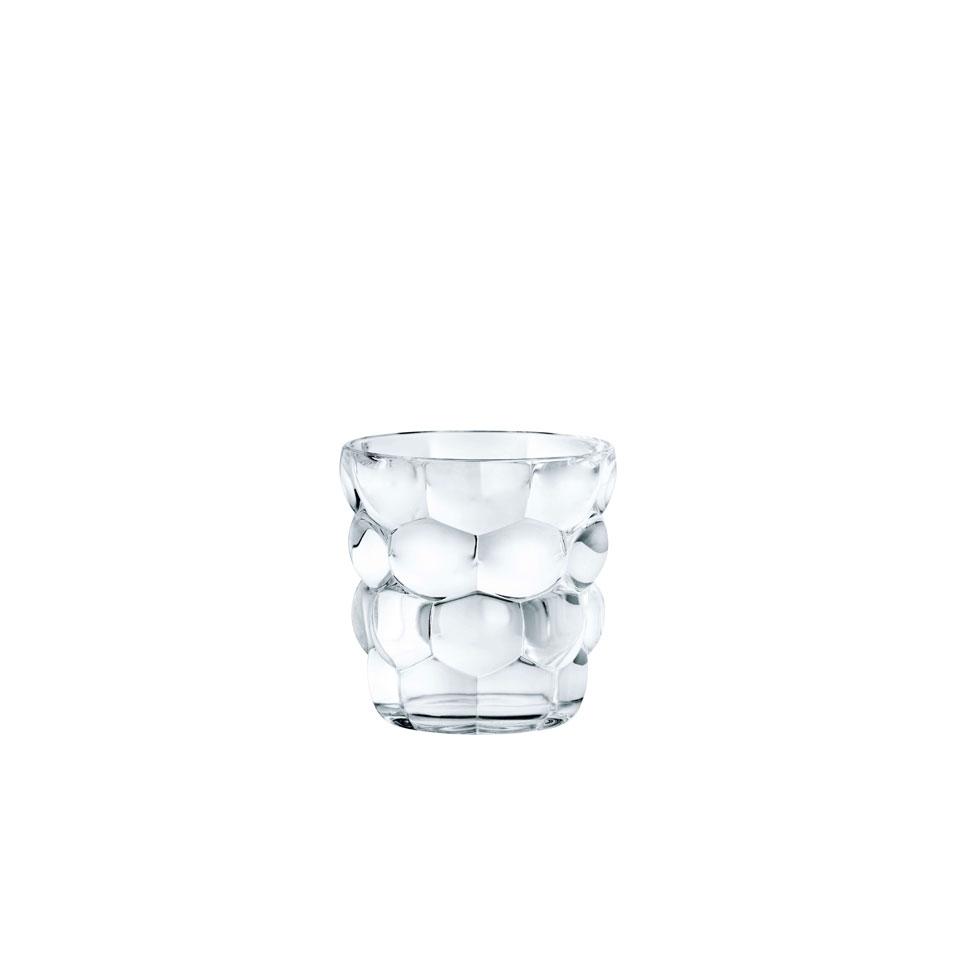 Bicchiere Bubbles in vetro
