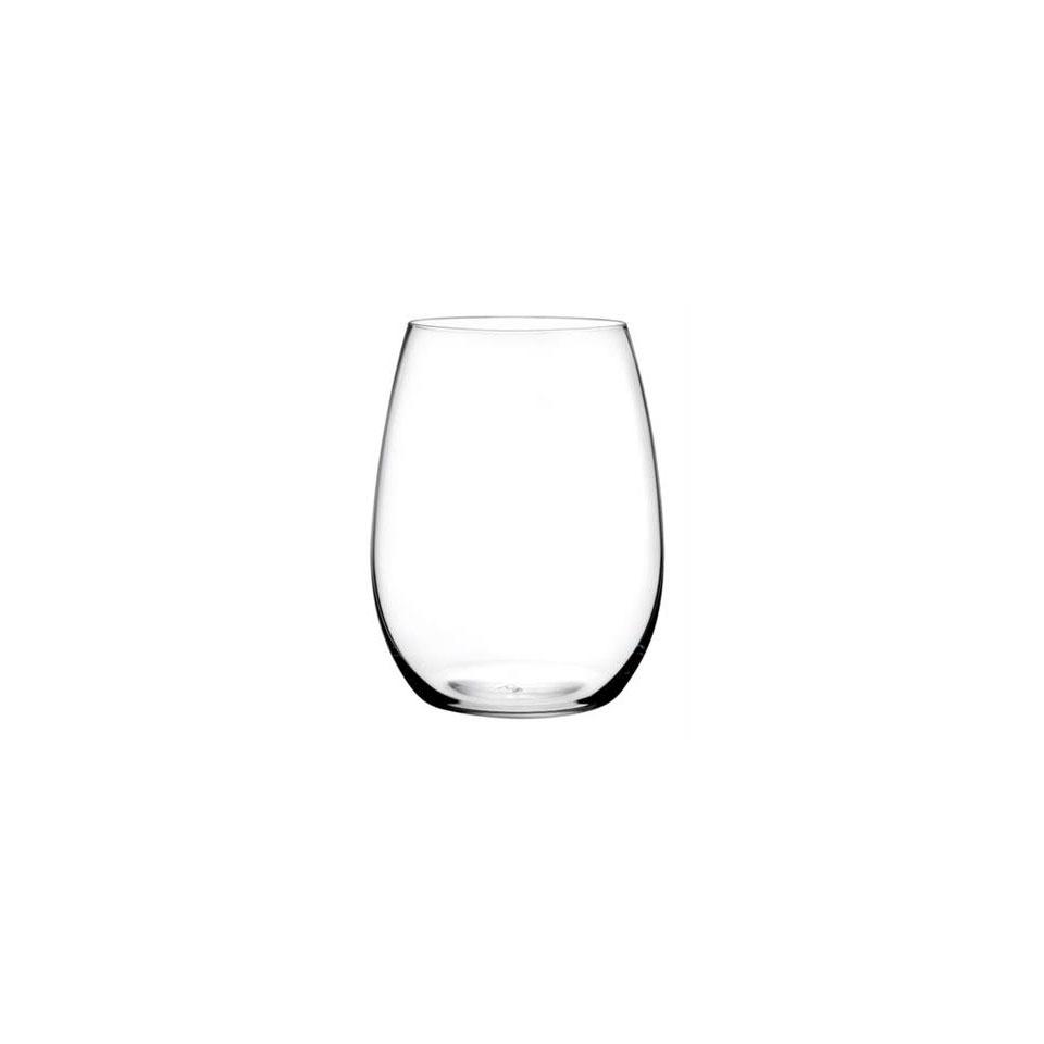 Bicchiere vini dolci Pure Nude in vetro cl 25
