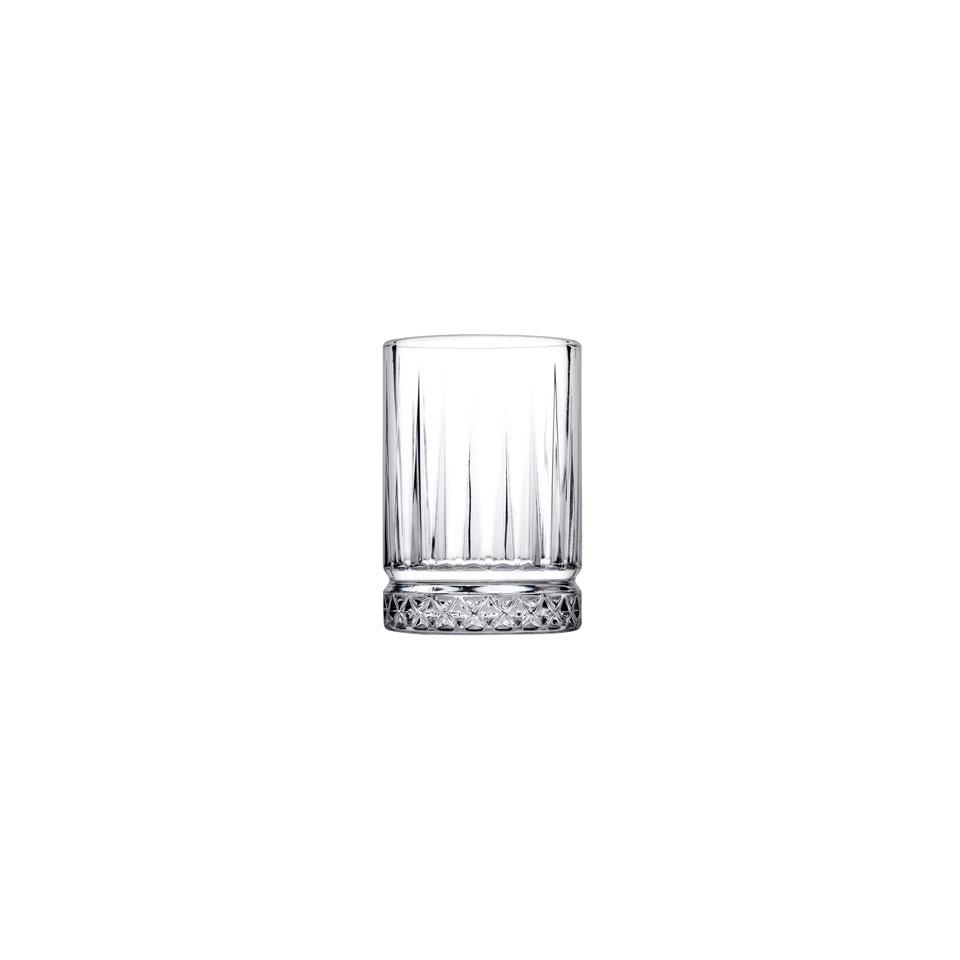 Bicchiere Elysia in vetro decorato