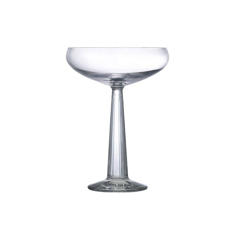 Coppa champagne Big Top Nude in vetro cl 23,5