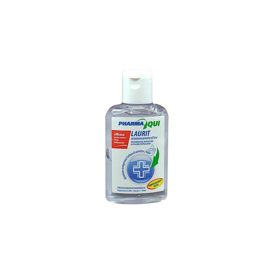 Gel disinfettante battericida per mani Laurit ml 80