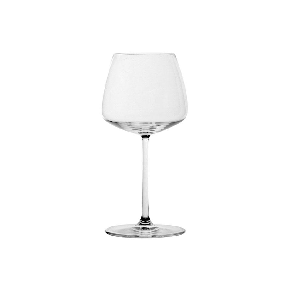 Calice vini bianchi Mirage Nude in vetro cl 42,5