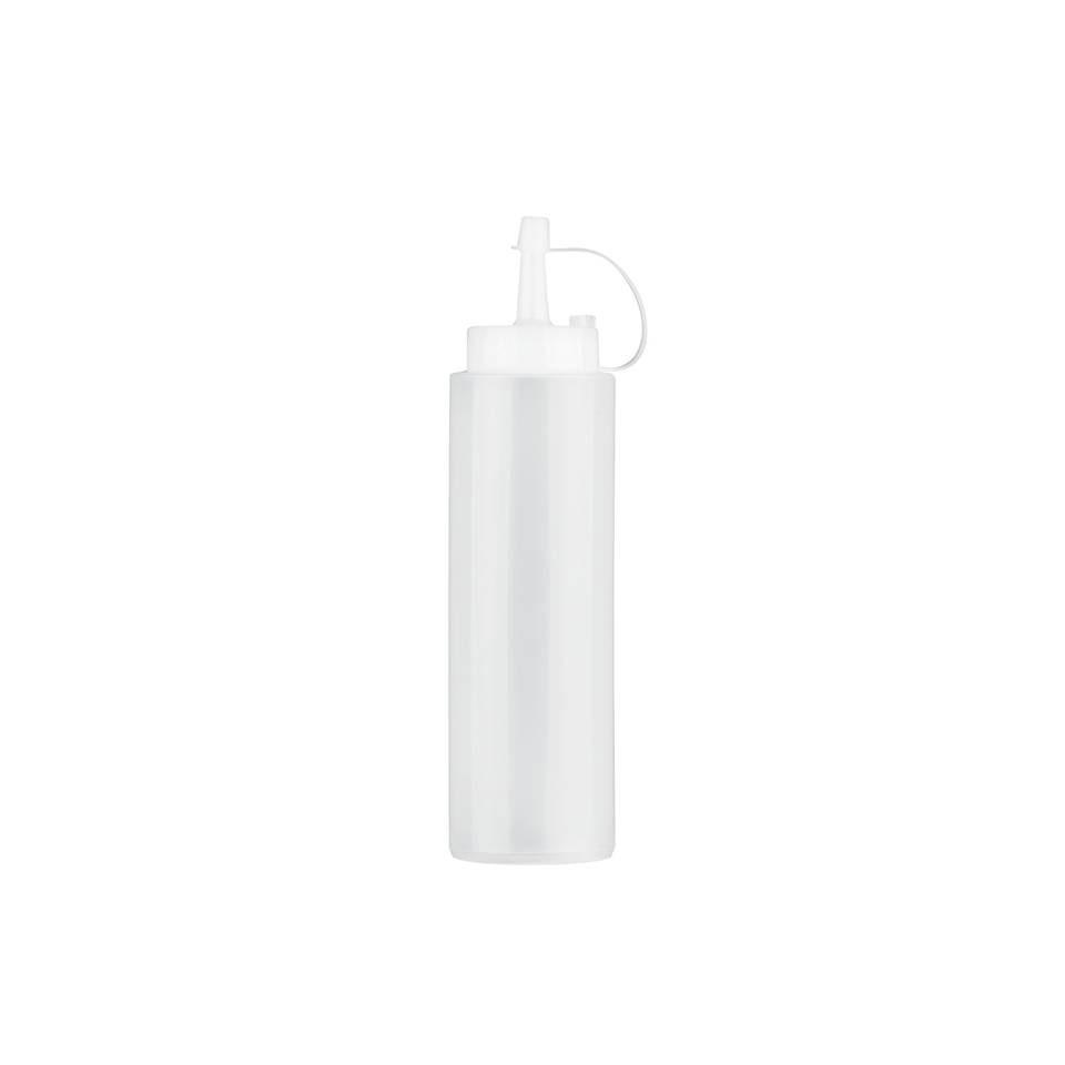Squeeze bottle con tappo in polietilene trasparente cl 20