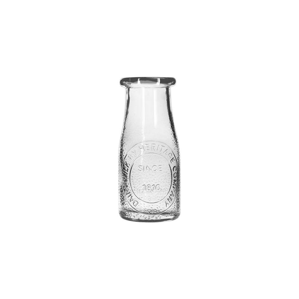 Mini bottiglia latte Libbey in vetro cl 20,7