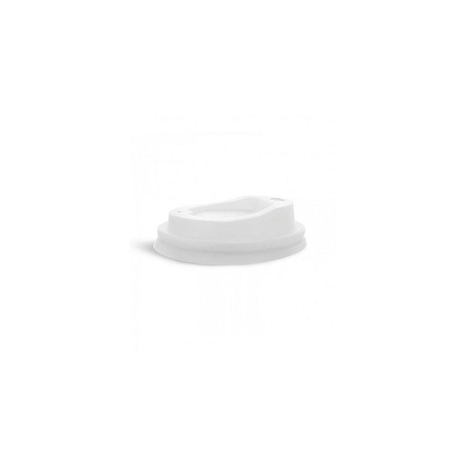 Coperchio in cpla bianco cm 6,2