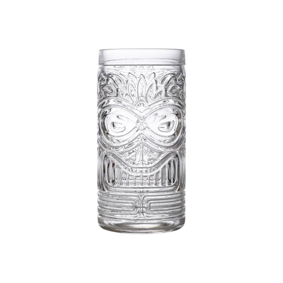 Bicchiere tiki highball Fiji in vetro cl 50