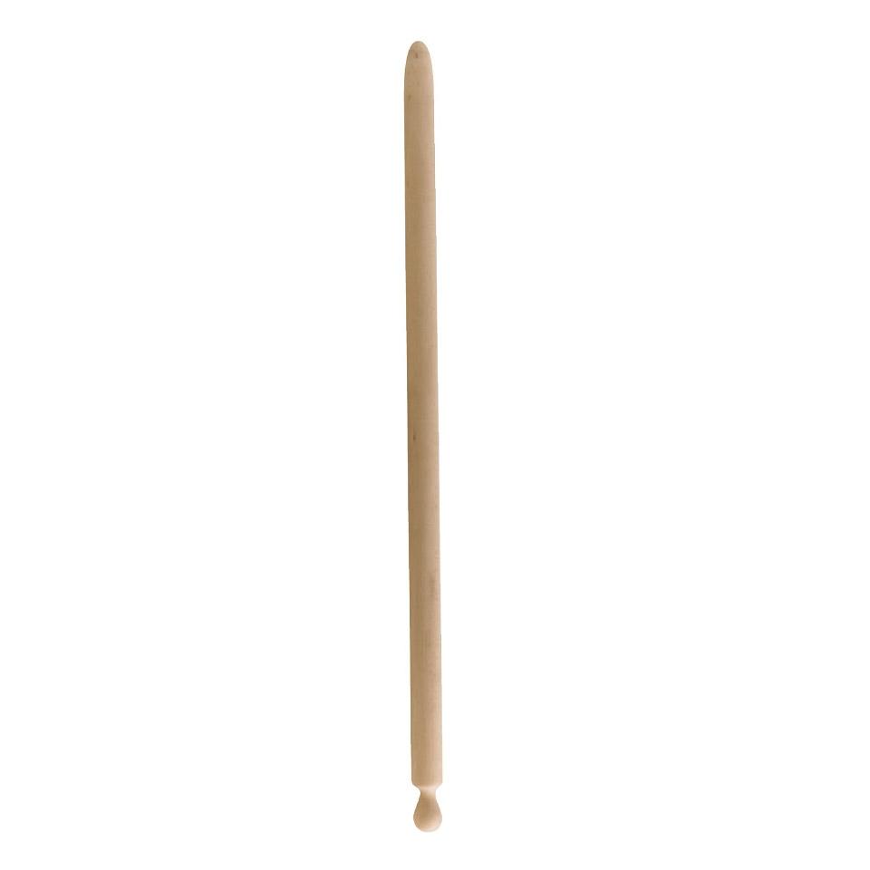 Mattarello in legno di faggio mt 1