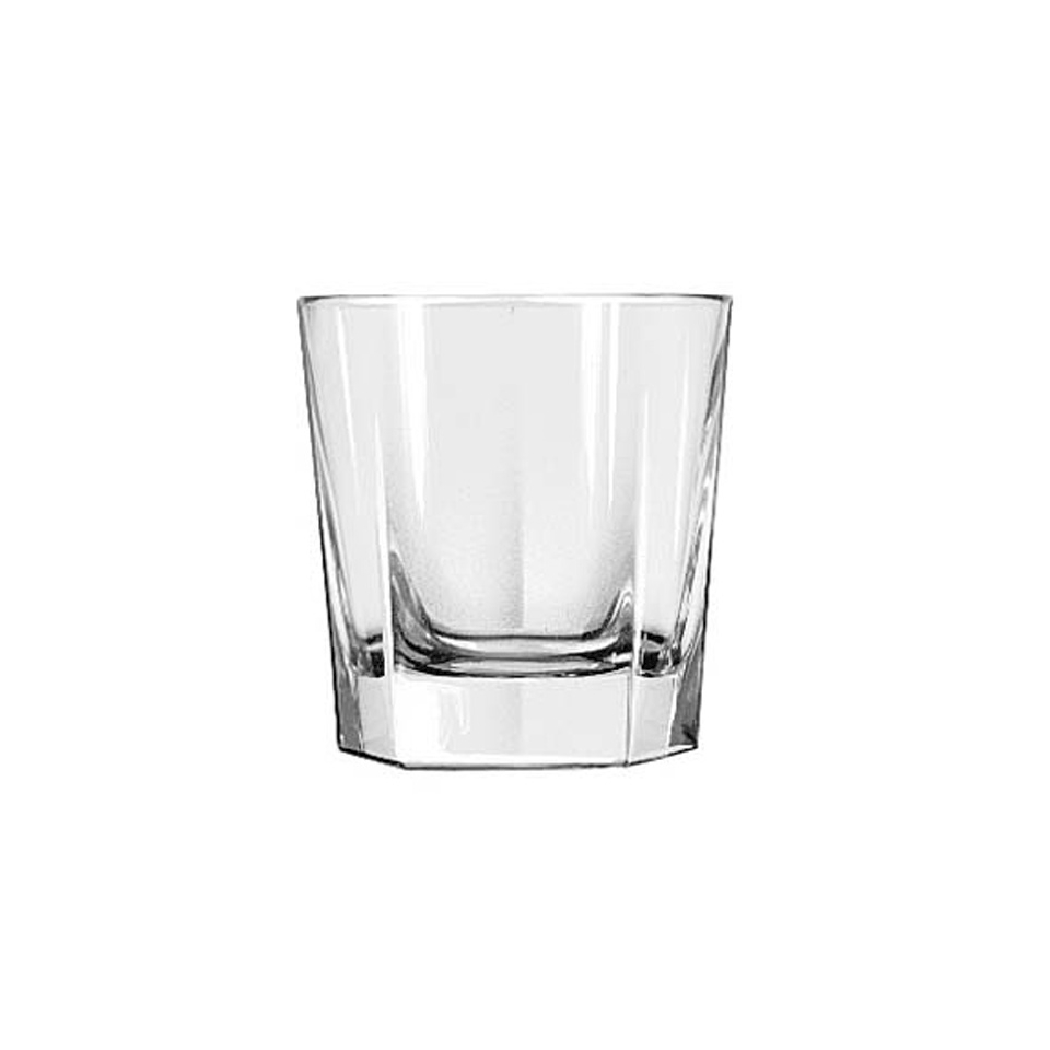 Bicchiere rocks Inverness Libbey in vetro cl 26,6