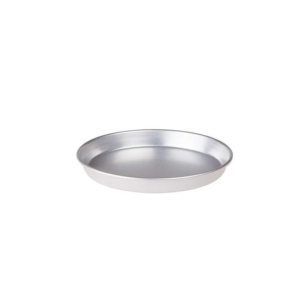 Teglia conica per pizza in alluminio