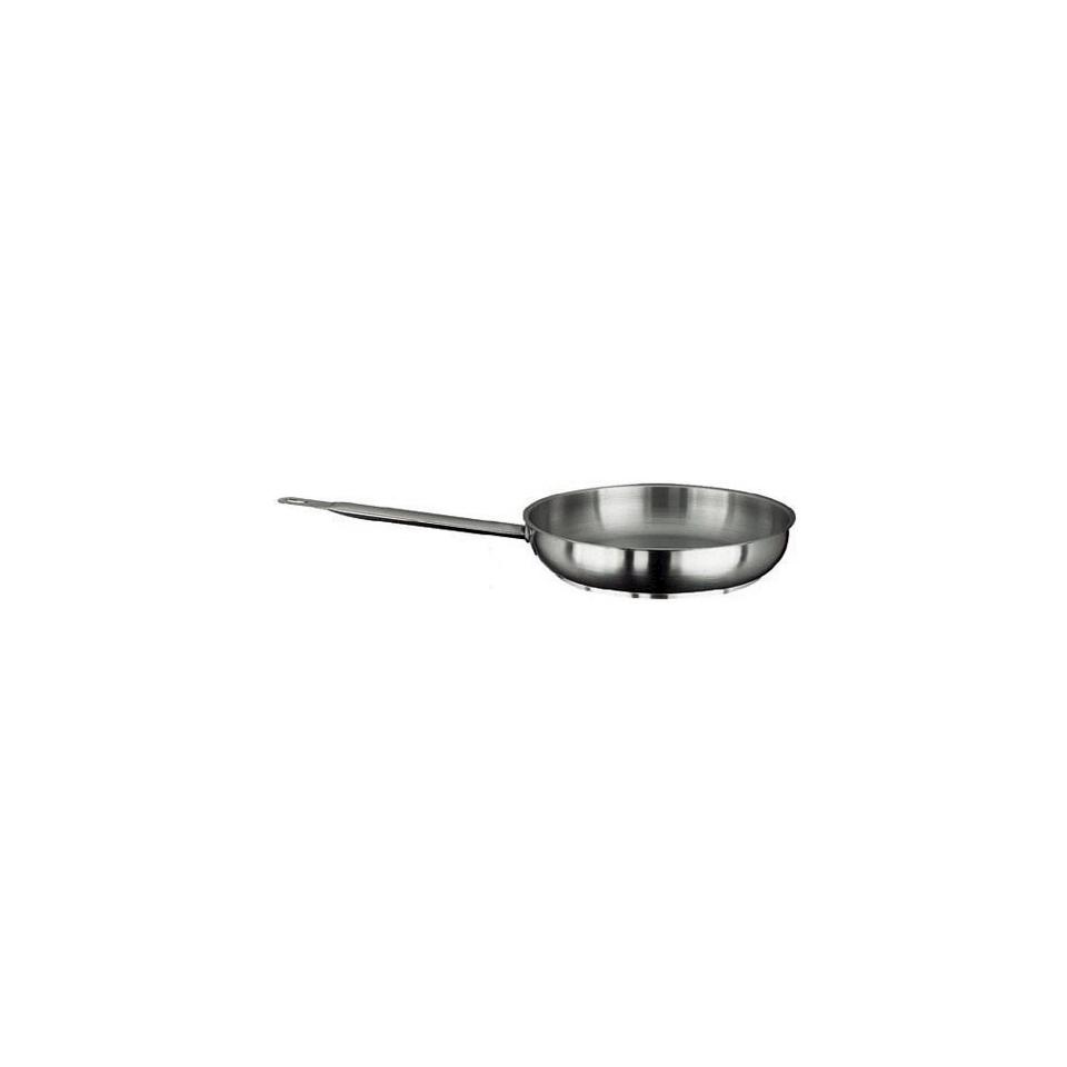 Padella Paderno in acciaio inox cm 28