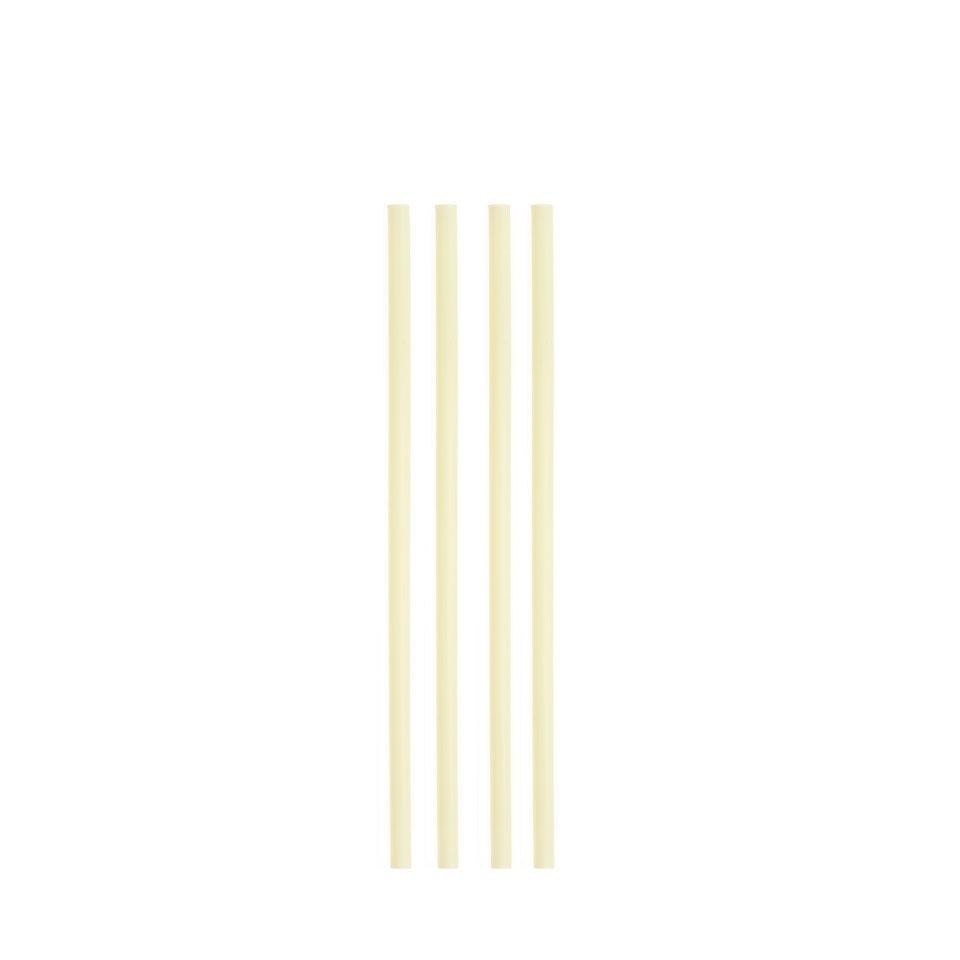 Cannuccia drinking straw plastica cm 13,5 trasparenti