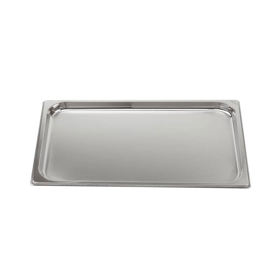 Vassoio Paderno in acciaio inox cm 53 x 32,5