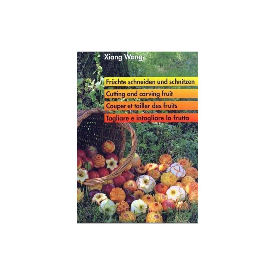 Tagliare e intagliare la frutta