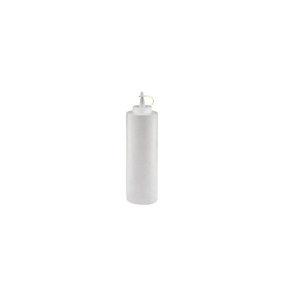 Squeeze bottle con tappo in PE trasparente cl 72