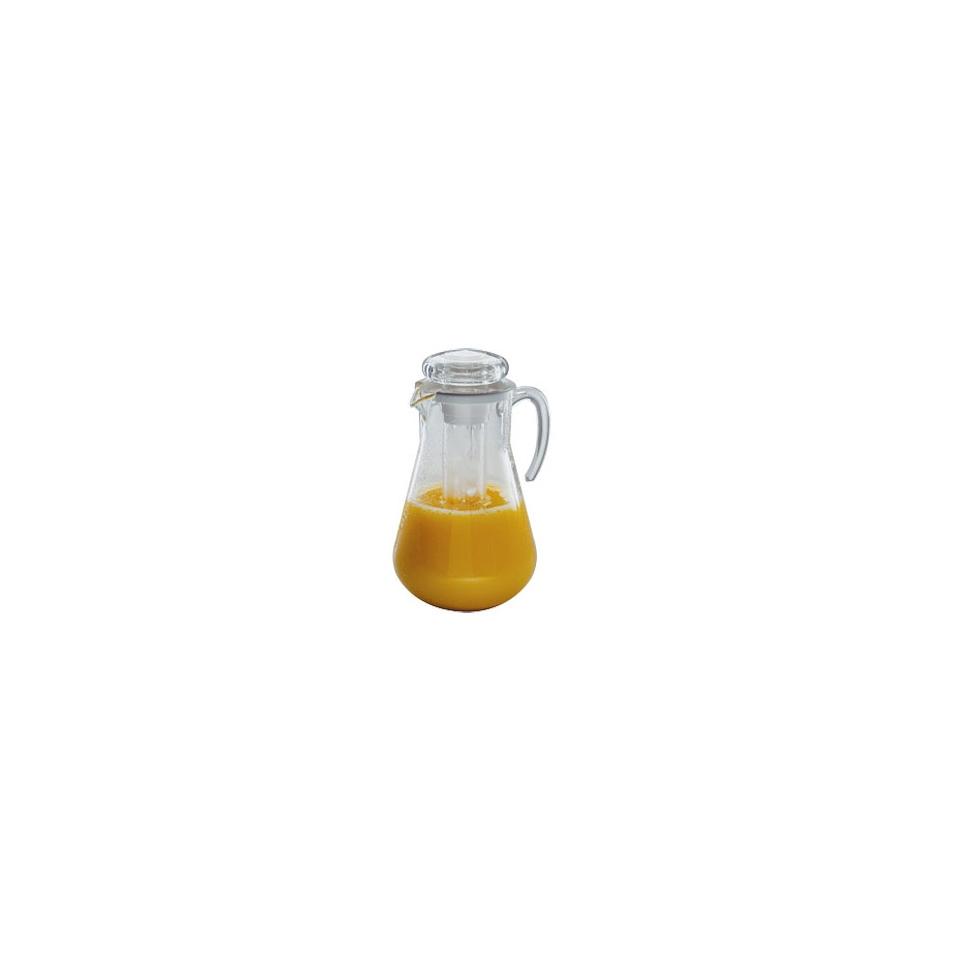 Caraffa per succhi con refrigeratore MS 3 lt