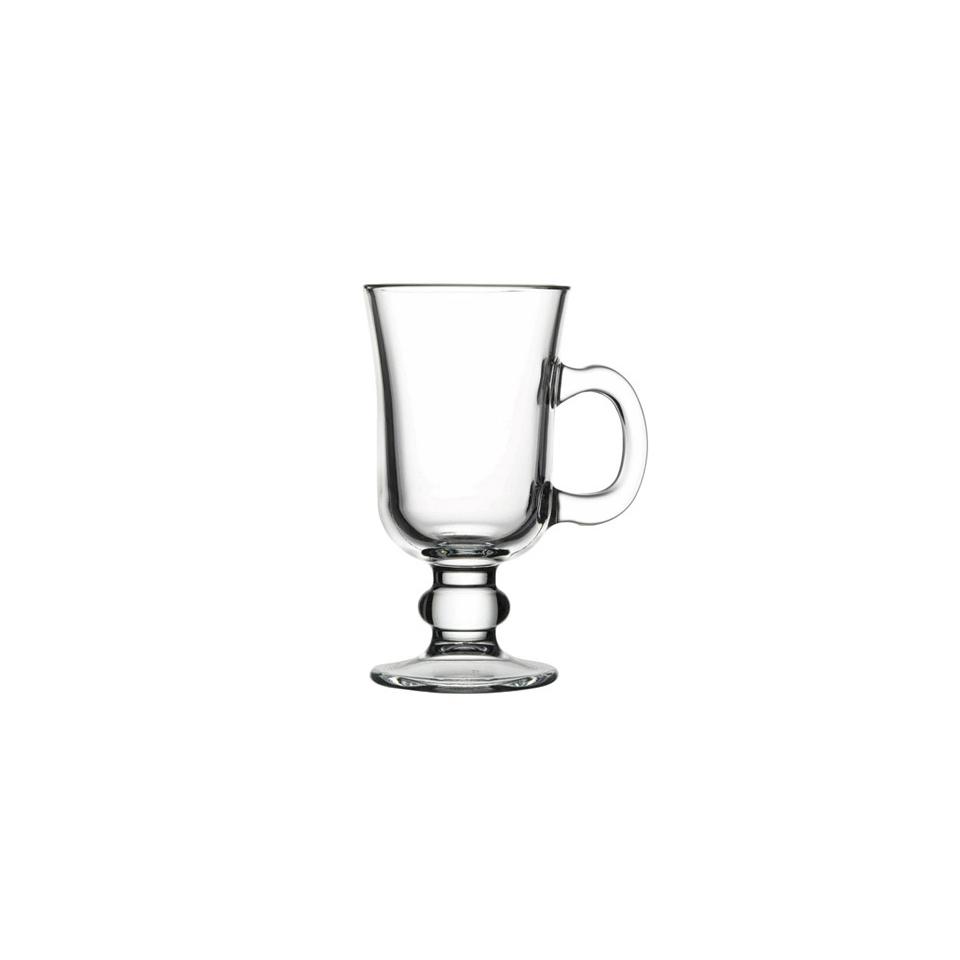 Tazza Punch Irish Coffee Pasabahce in vetro cl 12