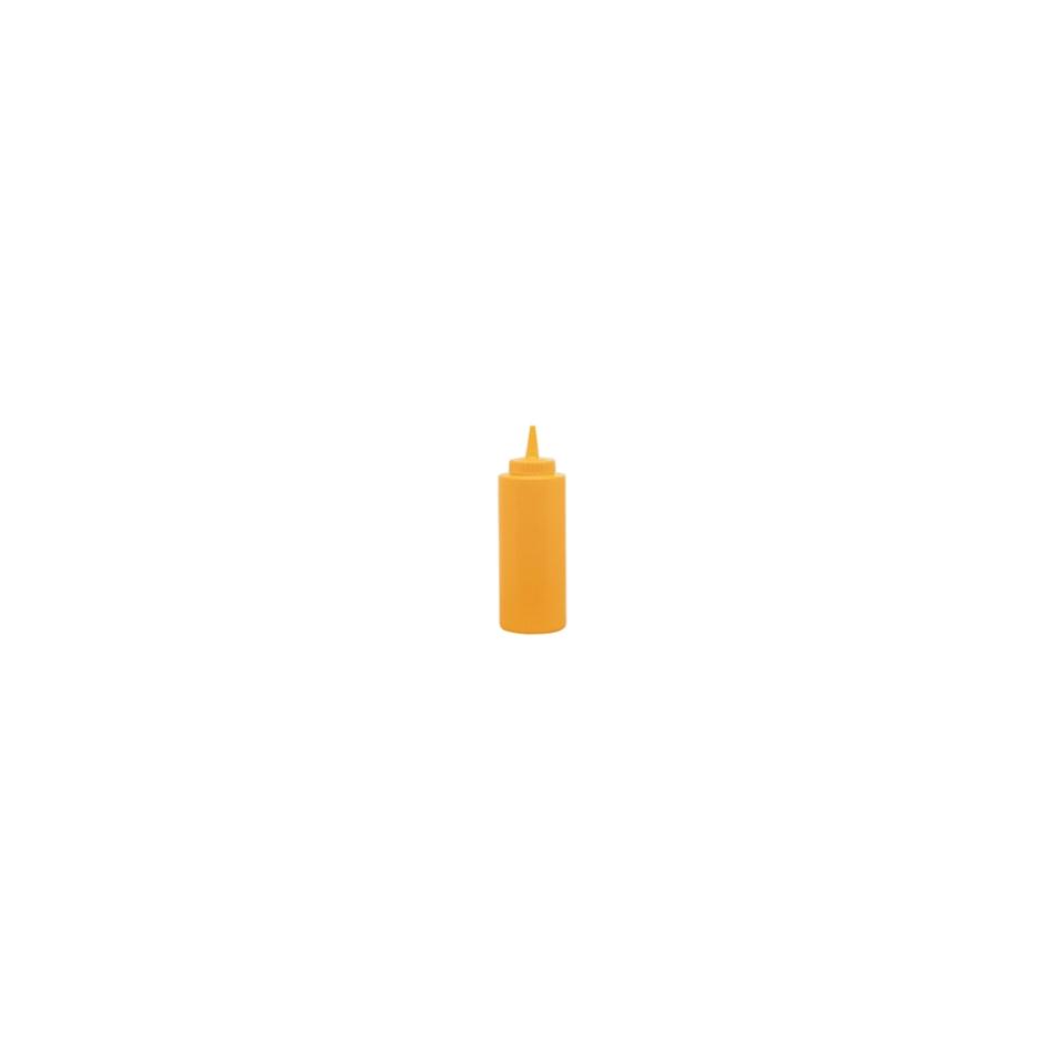 Squeezer in polietilene giallo ml 236