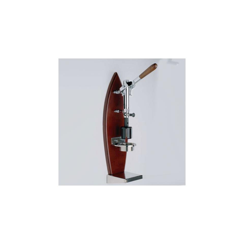 Taglialime da parete acciaio/legno 62x20x14cm
