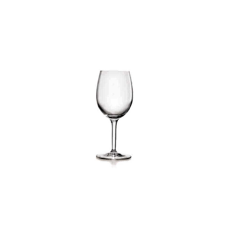 Calici Vino E Acqua calice acqua rubino bormioli luigi in vetro cl 27,6