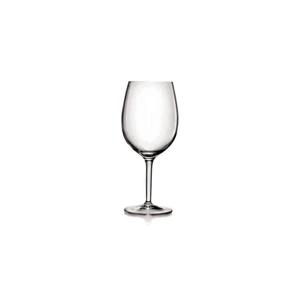 Calice vino Bordeaux Rubino Bormioli Luigi in vetro cl 48