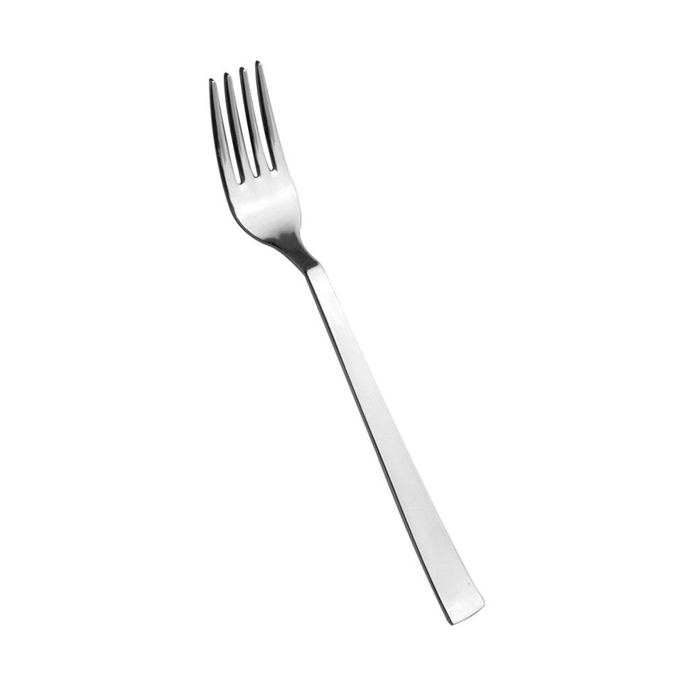 Forchetta tavola Elisa Salvinelli in acciaio inox cm 19,5