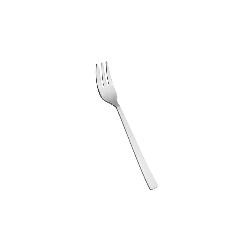 Forchetta dolce Elisa Salvinelli in acciaio inox cm 15,5