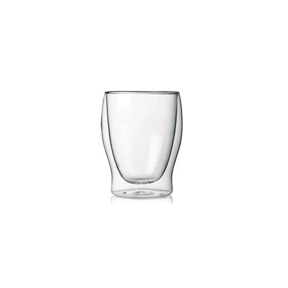Bicchiere acqua Duos Bormioli Luigi in vetro cl 35